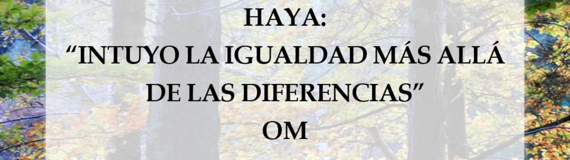 Haya om