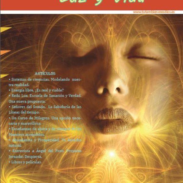 revista espiritu-materia luz y vida
