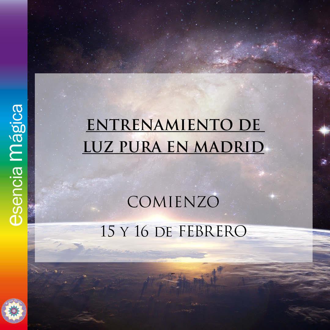 curso de desarrollo personal en Madrid