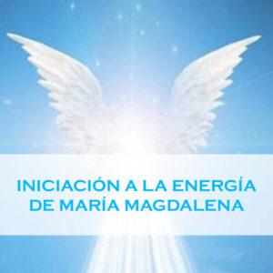 inducción de energía Maria Magdalena