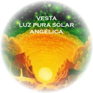 Vesta Luz Pura Solar Angélica