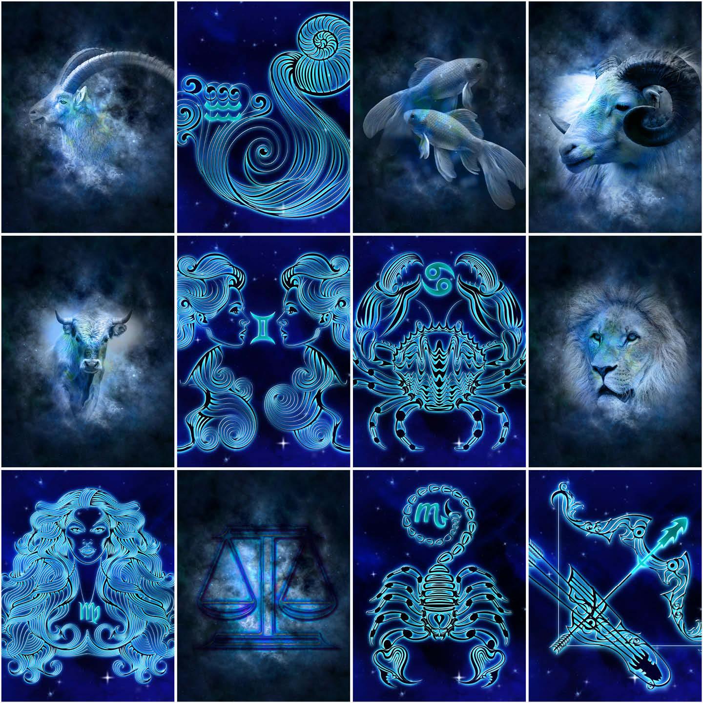 Luz Pura online Especial estrellas del Zodiaco